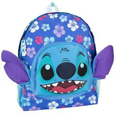 Kids Lilo & Stitch Backpack I Disney Lilo and Stitch Bag I Girls Disney Rucksack