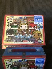 Funko Pop SDCC Exclusive Big Bang Theory Bazinga Exclusive T Shirt Size L