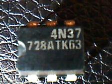 4N37 Photocoupler X10 Pcs.