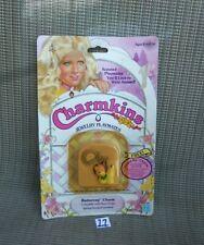 Vintage Hasbro Charmkins Doll Jewelry *VHTF MIP Buttercup the Dog*