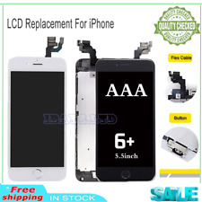 For iPhone 6 6S Plus LCD Screen Display Digitizer Replacement With Button Camera