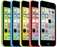APPLE iPHONE 5C 8GB / 16GB / 32GB - Unlocked - Pink, Blue, White. Mobile Phone