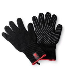Weber® High Temperature Premium Gloves S/M 6669