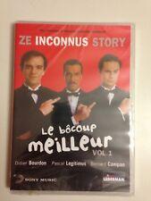 DVD ZE INCONNUS STORY LE BOCOUP MEILLEUR VOL.1 / SOUS BLISTER