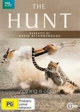 David Attenborough - The Hunt : NEW DVD