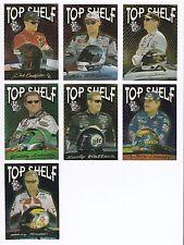 ^2002 Press Pass TOP SHELF #TS4 Dale Jarrett BV$8!!