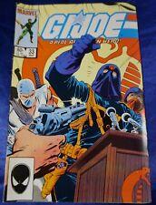 1985 - 03 G.I. Joe A Real American Hero #33 Marvel Comic