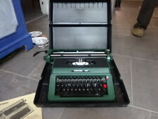 Silver Reed 500 Portable Typewriter with Case Good working order