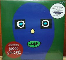 BLOOD SAUSAGE THE SHORT AND PAINFUL LIFE OF...180g COLOURED VINYL2LP + DOWNLOAD