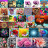 5D DIY Full Drill Diamond Painting Cross Stitch Embroidery Mosaic Kit Craft Wall