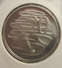 1986 20 cent proof coin removed from proof set - Mint or proof set only coin!