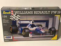 Revell Germany Williams Renault FW19 1/24 Jacques Villeneuve Frentzen F1 Champ