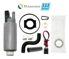 GENUINE WALBRO/TI GSS350G3 350LPH Fuel Pump + Kit Ford Mustang GT/LX 1986-1997
