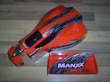 Spare Parts VIRHUCK RC / Body Shell & Wing Rogster MANXX Buggy 1:10 Carrosserie