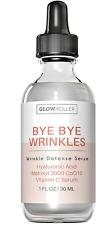 BEST Hyaluronic Acid, Matrixyl 3000, Vitamin C Collagen Anti Wrinkle Moisturizer