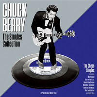 Chuck Berry - The Singles Collection (3LP Gatefold 180g Vinyl) NEW/SEALED