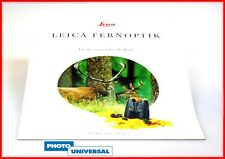 LEICA FERNOPTIK PROSPEKT