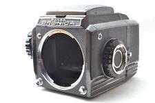 [Near Mint] Zenza Bronica S2 Black Late Model Medium Format Film Camera #0854