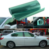Transparent Car Window Foils Solar Protection Film Windshield Sun Shade Sticker