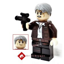 LEGO Star Wars - The Force Awakens - Han Solo (old version) *NEW* from set 75180