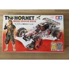 TAMIYA The Hornet Jr, Hiroshi Tanahashi Special Mini 4WD 1/32 NJPW limited black