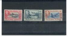 Stamps from Falkland Islands used