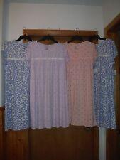 Short Sleeve Sleepshirt Croft & Barrow Reg.Size XL,L,M,Some Warm Color NWT