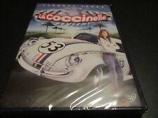 """DVD """"LA COCCINELLE REVIENT"""" Lindsay LOHAN / film Disney"""