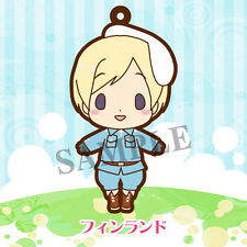 Hetalia Axis Powers Finland Rubber Phone Strap Vol. 2 Rerelease