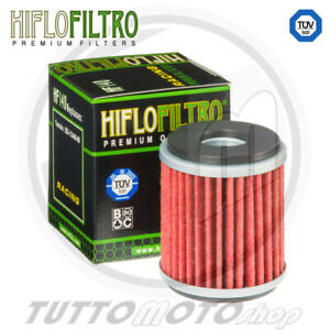 FILTRO OLIO HIFLO HF140 YAMAHA YZ 250 F 60th Anniversary Edition 2016 YZ250 F