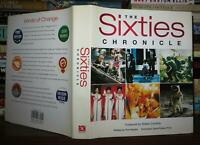 Cronkite, Walter & Tom Hayden & David Farber SIXTIES CHRONICLE  1st Edition 1st