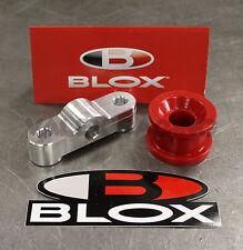 Blox Billet 2 Piece Shifter Bushing and Prothane B Series Bushing Combo B16 B18