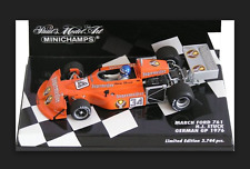 March Ford 761 H.J.Stuck German GP 1976  1/43 430760034 Minichamps