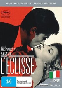 L'Eclisse (DVD) NEW/SEALED