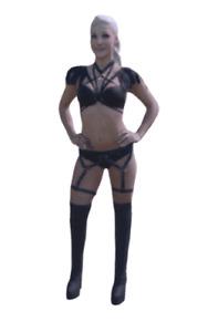 Aby Action 2495 sexy fotorealistische 3D-Figur in div. Größen von Erotica3D