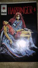 HARBINGER #14,  NM+, Valiant, Dream Child, H Simpson, 1992,more Valiant in store