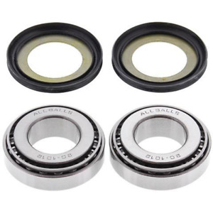Fits 2007 Harley Davidson Xl1200l Sportster 1200 Low Steering Stem Bearing Kit
