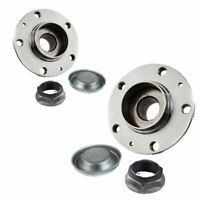 For Peugeot 407 Saloon & Estate 2004-2011 Rear Hub Wheel Bearing Kits Pair