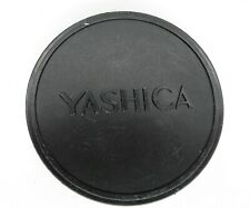 #1 Yashica 54mm Slip On Front Camera Lens Cap For 52mm Filter Ring Lenses