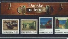 Denmark: 1994/5 Danish  Art series,  Presentation Pack. MNH