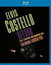ELVIS COSTELLO - DETOUR: LIVE AT LIVERPOOL PHILHARMONIC HALL (BD)  BLU-RAY NEW+