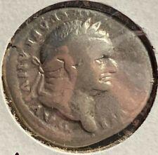 ANCIENT ROMAN SILVER COIN OF VESPASIAN