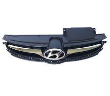 Elantra 2011-2012-2013 Front Grille Upper Radiator Grille OEM Hyundai W/ Emblem