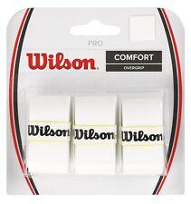 Wilson pro Overgrip weiß 3er