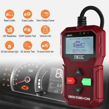 OBD2 Scanner Car Check Engine EOBD Fault Code Reader Diagnostic Tool