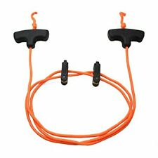 Sas Crossbow Rope Cocking Aid Device with T Handles - Orange