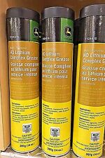 3 PACK John Deere Multi-Purpose HD Lithium Complex Grease - TY24416 - FREE SHIP