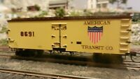 Roundhouse Athearn HO American Transit Old Time 36'  Reefer, NIB