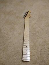 Stratocaster neck maple 22 fret