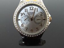 Citizen Stainless Steel Case Gold Plated Strap Wristwatches